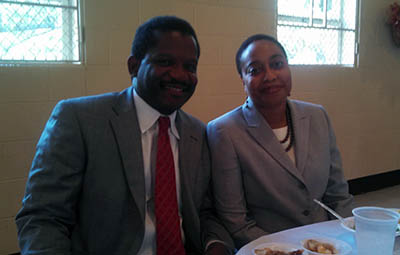 Rev. Rodney & Angela Franklin