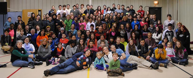 Winter Youth Retreat 2014