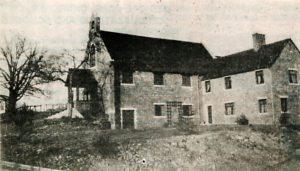 Barton Chapel in 1926
